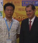 专访美国CEA总裁夏培罗