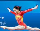 08奥运 跳马 体操 程菲 金牌