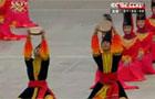 维吾尔民族舞垫场演出