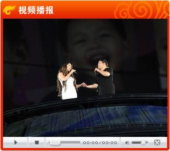 视频:刘欢与布莱曼献唱主题曲