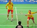 羽毛球,女子单打,08奥运