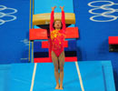 体操 女团 金牌 程菲