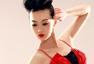 开幕式中国代表团举牌女郎绝色写真