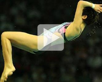 陈若琳,跳水,北京奥运