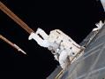 宇航员空间站外行走