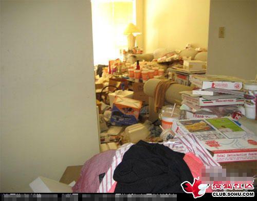 美国女大学生宿舍的肮脏内幕 多呆1分钟都需要勇气 - 远望 - 汤光辉