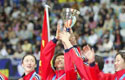 中国女排时隔17年重夺世界杯