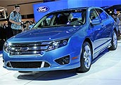 2010福特Fusion Hybrid