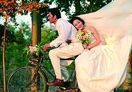 自行车的浪漫记忆
