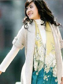 韩版女白领回头率高