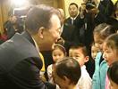 温总理看望华侨华人