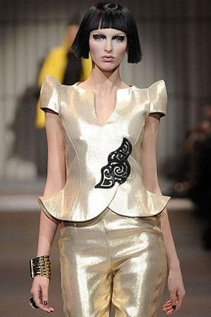 09春夏,巴黎,高级定制,时装周