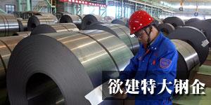 钢铁业振兴规划