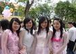 绝美越南当地女孩