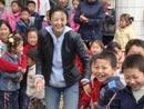 杨童舒参与中国爱活动