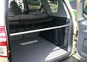 一汽丰田RAV4后备箱空间