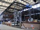 2009上海车展 车展探营展馆布展进行中