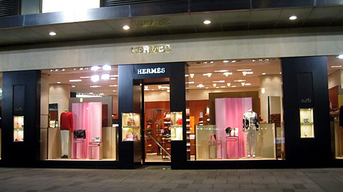 别致的时尚Hermes