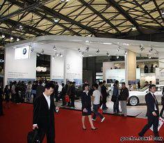 2009上海车展宝马展台