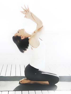 女性练瑜伽的好处