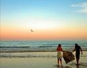 澳洲自驾游 晒晒太阳晒晒照片