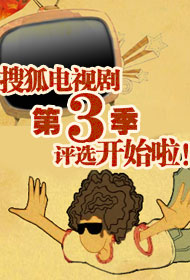 搜狐电视剧季评