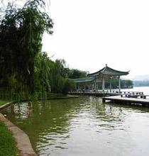 避暑惠州西湖
