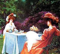公爵夫人与英式下午茶