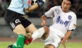 今日体坛,中国足球,球员斗殴