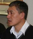 环境经济专家姜克隽