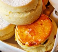 scones松饼,松饼,文华饼店