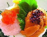 AT Corner招牌菜:葱吞拿鱼腩饭