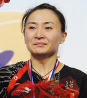 赵婷婷,张亚雯,2009羽毛球世锦赛,羽球世锦赛
