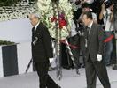 朝鲜代表团出席金大中葬礼