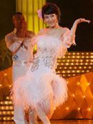 舞林大会董维嘉跳印度舞