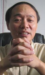 西部汽车城总经理张静波