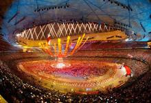 2008年北京奥运会、残奥会的成功举办