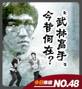 今日体坛,WMA,中国武术职业联赛
