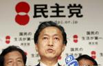 鸠山由纪夫称要建设希望社会