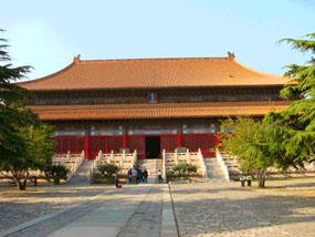 线路二:十三陵(定陵地下宫殿)+八达岭居庸关长城