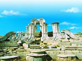 北京、清华大学+圆明园+颐和园+香山公园(碧云寺)
