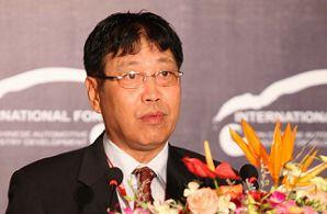 2009中国汽车产业发展国际论坛 国家发改委副主任 刘铁男