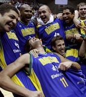 男篮美锦赛,2009年男篮美锦赛,斯科拉,阿根廷男篮