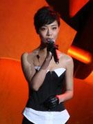 《风声》全球首映式邓家佳