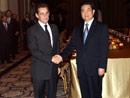 胡锦涛会见法国总统萨科奇