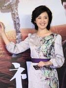 名嘴许戈辉《风声》北京首映式