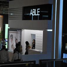 ABLE,香港国际珠宝展