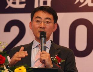 战龙,富达基金(香港)有限公司中国业务董事总经理