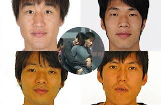 强抱刘翔之人身份揭秘 400米栏猛将嫌疑最大