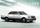 丰田第十代皇冠
